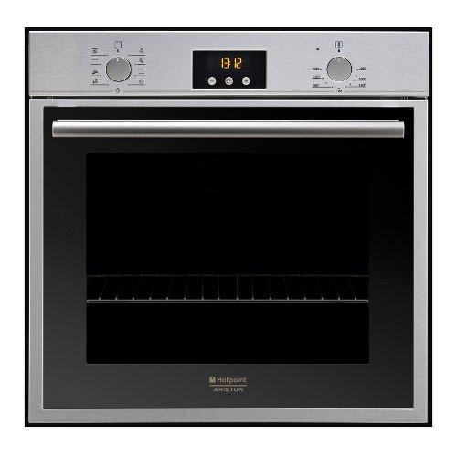 Hotpoint Ariston Cuptor Incorporabil Hotpoint Ariston FK736JCX/HA, Multifunctional, Display digital, Ventilare tangentiala, (Inox)