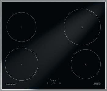 Gorenje Plita incorporabila Gorenje IT614X Inductie 4 zone de gatit Touch control Negru