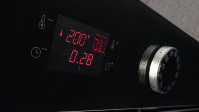 Butoane control Cuptorul incorporabil Gorenje BO75SY2B Simplicity