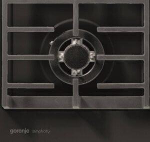 Detaliu arzator triplu Plita Incorporabila Gorenje G6SY2B Simplicity