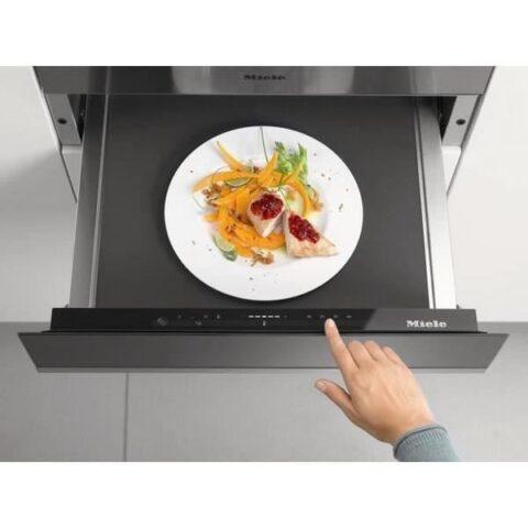 Incalzire alimente la sertarul termic
